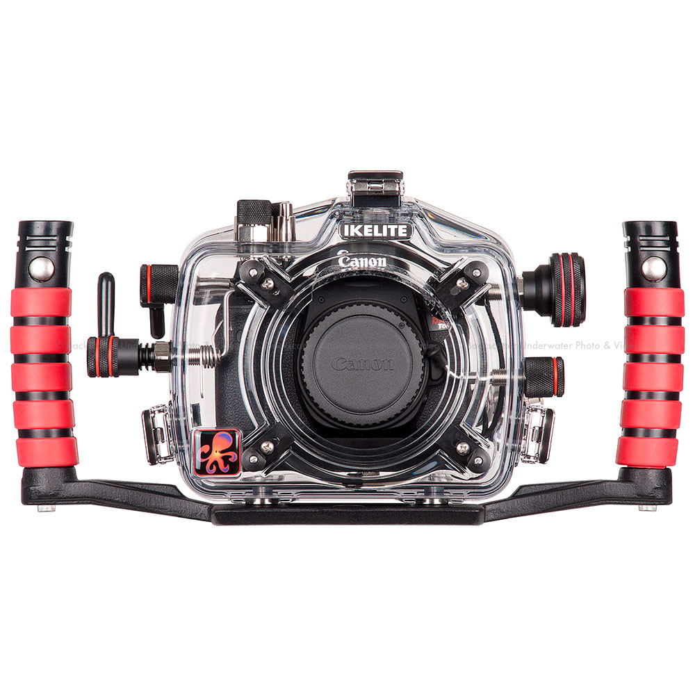 Ikelite Underwater TTL Housing for Canon EOS 750D Rebel T6i (Kiss X8i) DSLR Camera