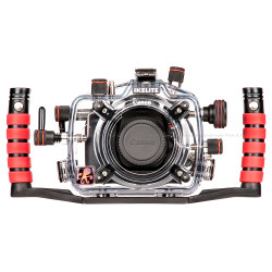 Ikelite Underwater TTL Housing for Canon EOS 760D Rebel T6s (EOS 8000D) DSLR