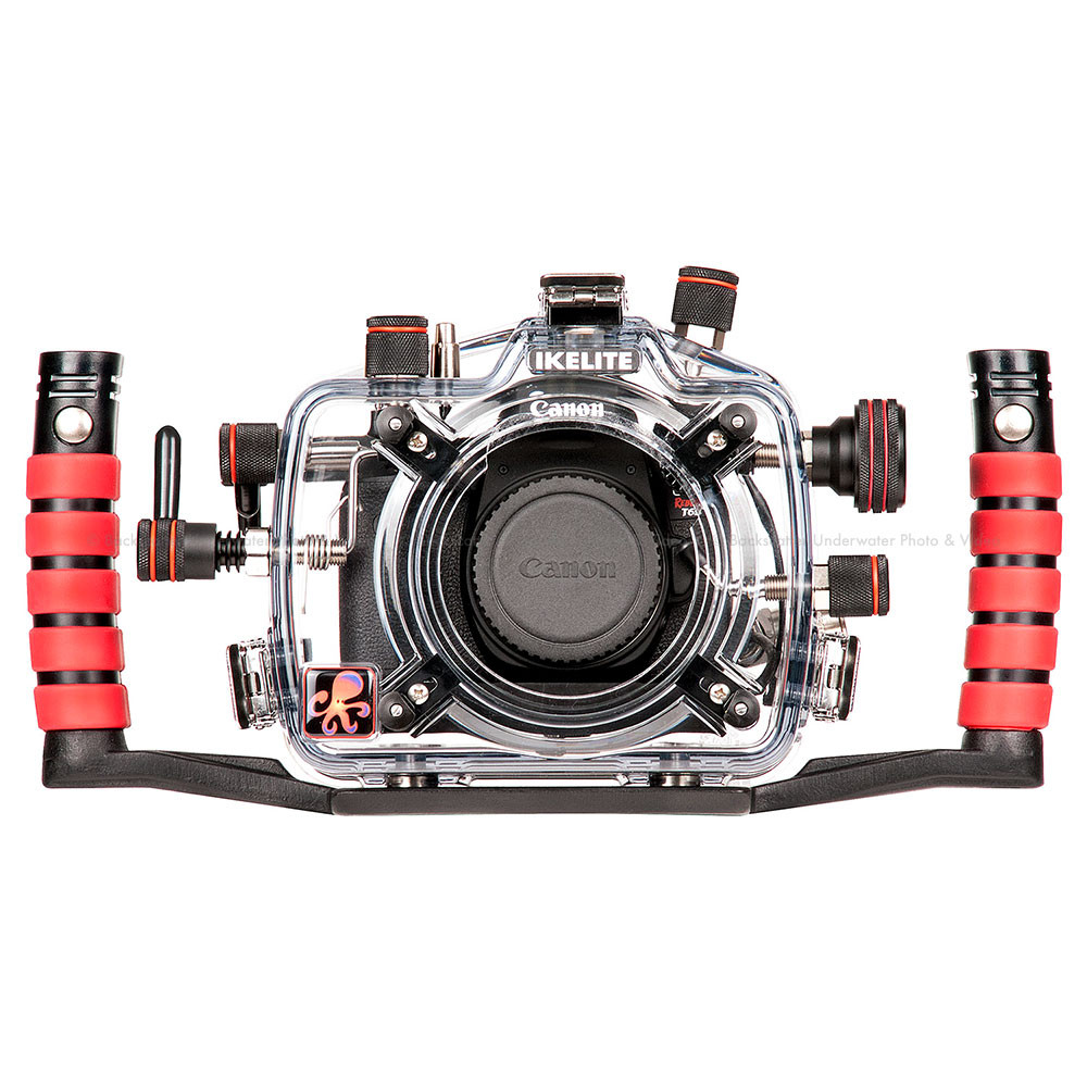 Ikelite Underwater TTL Housing for Canon EOS 760D Rebel T6s (EOS 8000D) DSLR