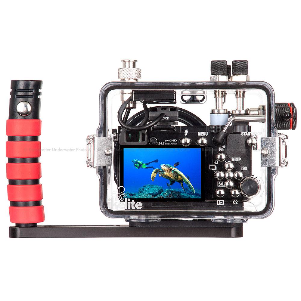 Ikelite Underwater TTL Housing for Sony Cyber-shot A6000