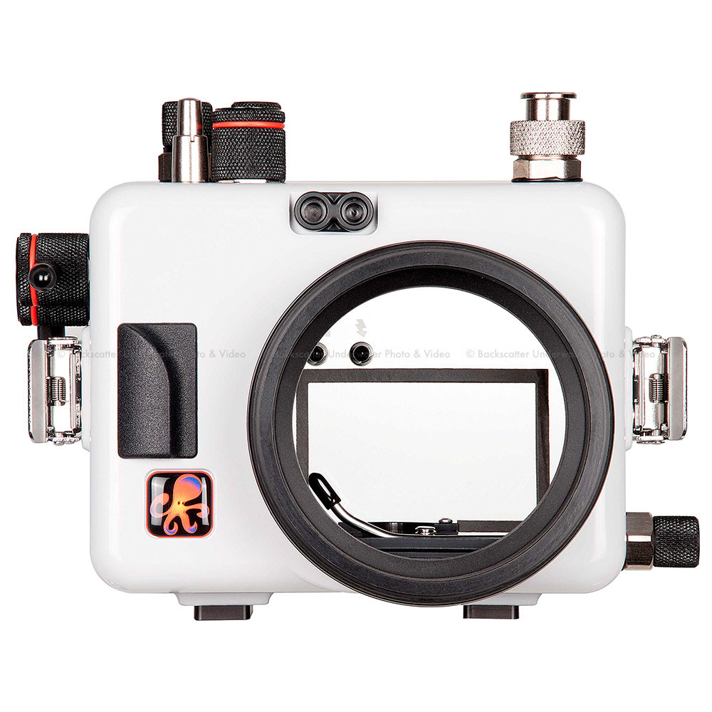 Ikelite 200DLM Underwater Housing for Sony Alpha a6000 Mirrorless Camera