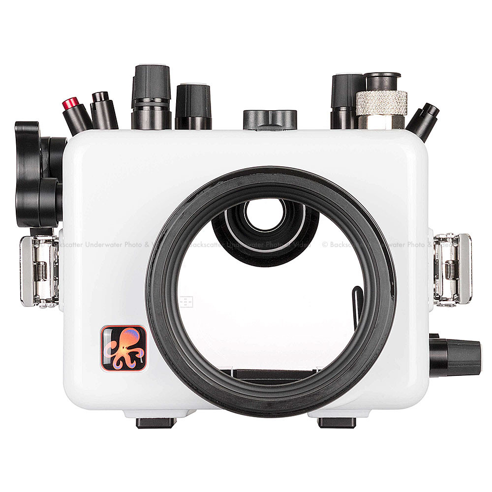 Ikelite 200DLM/A Underwater TTL Housing for Olympus OM-D E-M10 Mark III Camera