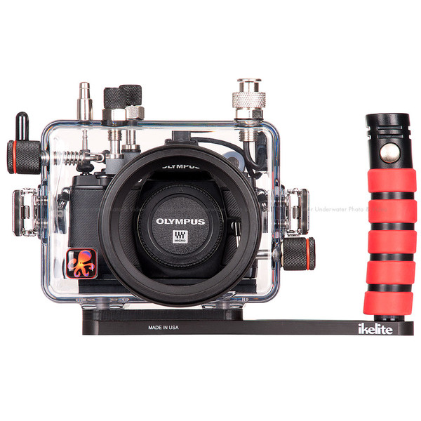 Ikelite Underwater TTL Housing for Olympus OM-D E-M5 Micro Four-Thirds Cameras