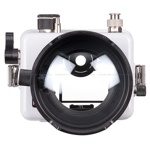 Ikelite DLM200 Underwater TTL Housing for Canon EOS 100D Rebel SL1 DSLR Camera