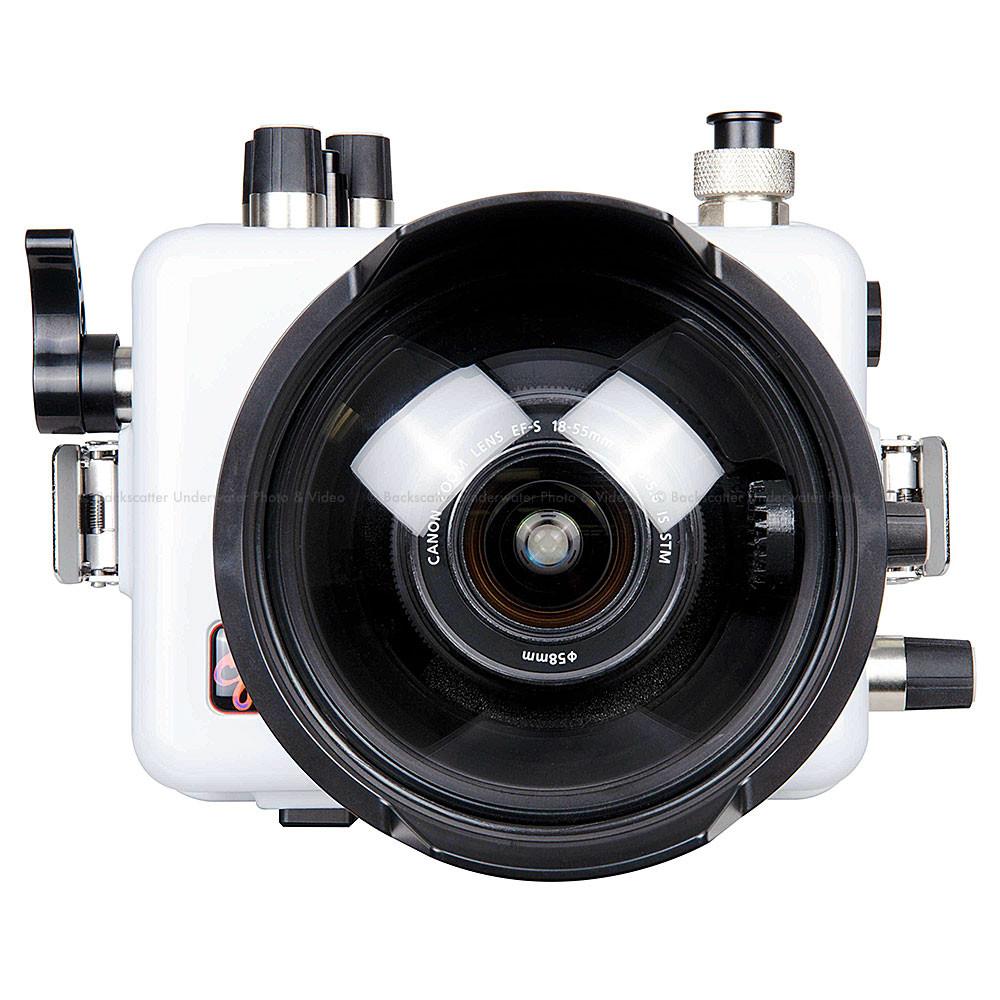 Ikelite Canon EOS 200D Rebel SL2 Underwater Housing 200DLM/C
