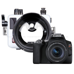Ikelite 200DLM/C Underwater Housing and Canon Rebel SL3 Camera Kit