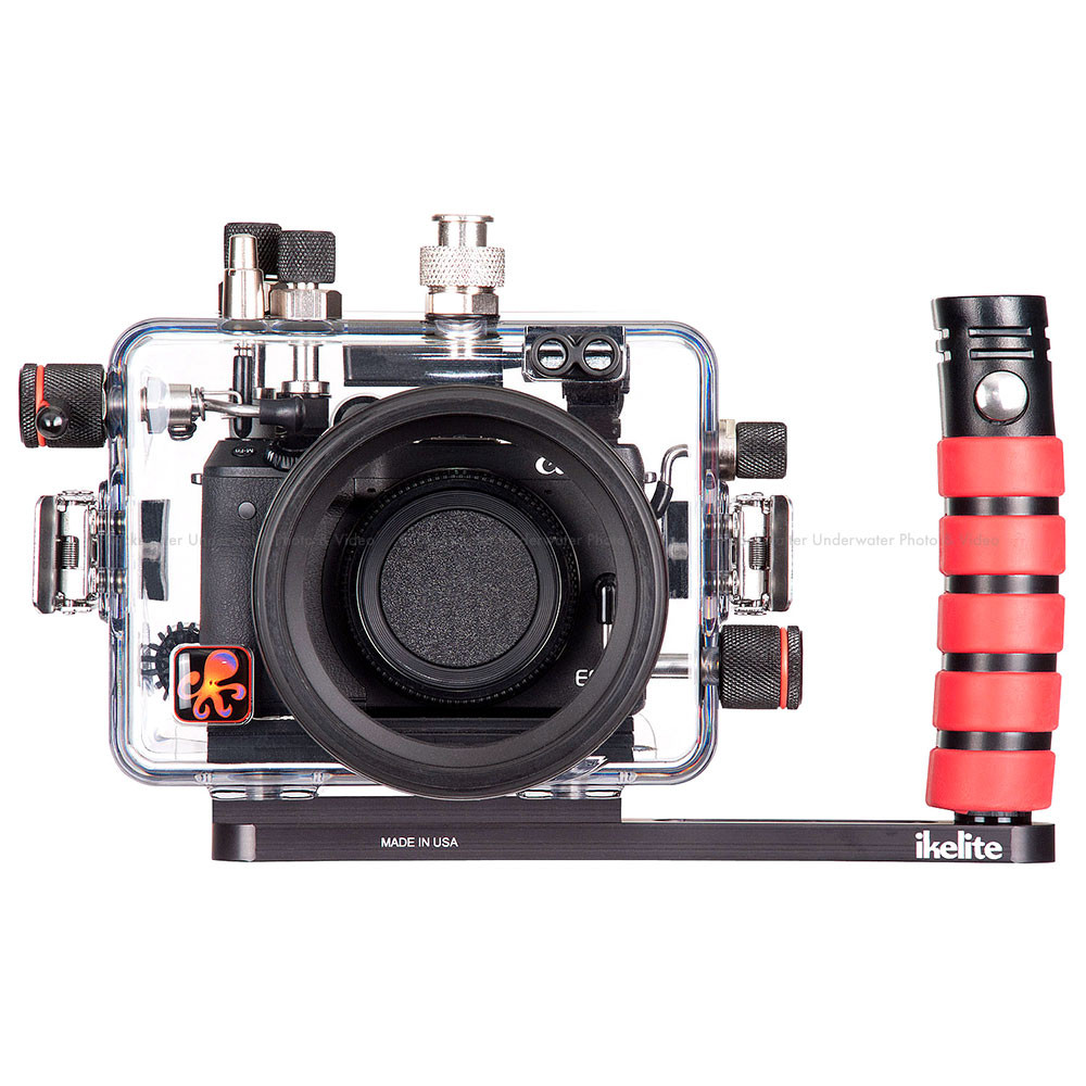 Ikelite Underwater TTL Housing for Canon EOS M3 Mirrorless Interchangeable Lens Camera