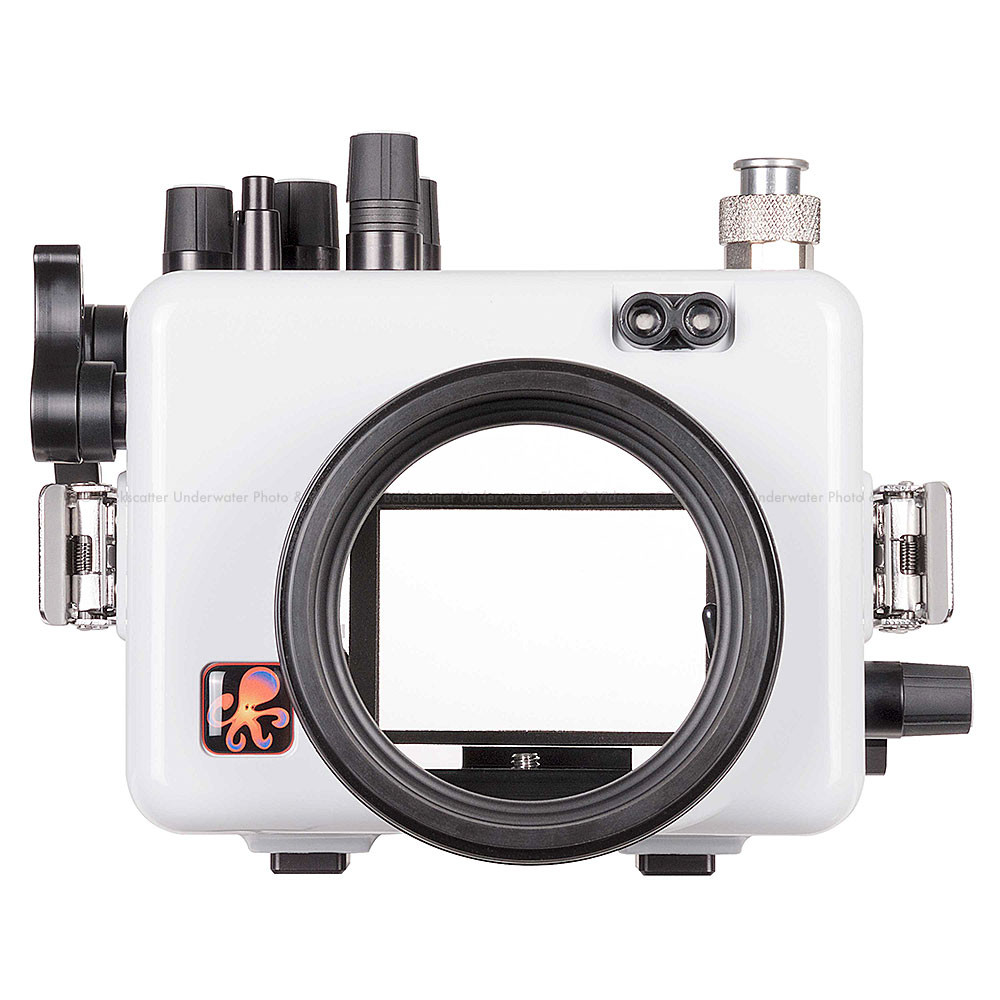 Ikelite 200DLM/A Underwater Housing for Canon EOS M5 Mirrorless Camera