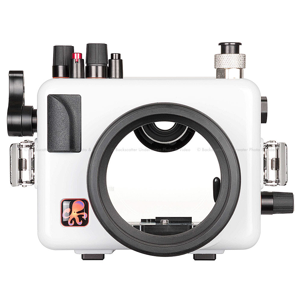 Ikelite 200DLM/A Underwater TTL Housing for Canon EOS M50 Mirrorless Digital Cameras