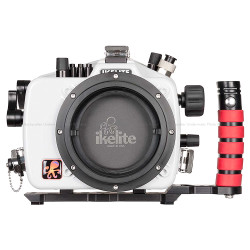 Ikelite 200DL Underwater Housing for Canon EOS 6D Mark II DSLR Camera