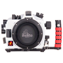 Ikelite Canon 90D Underwater Housing 200DL