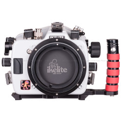 Ikelite 50ft Underwater Housing with DL Port Mount for Nikon D500 DSLR Camera