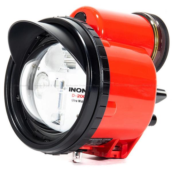 Inon D200 Underwater Strobe