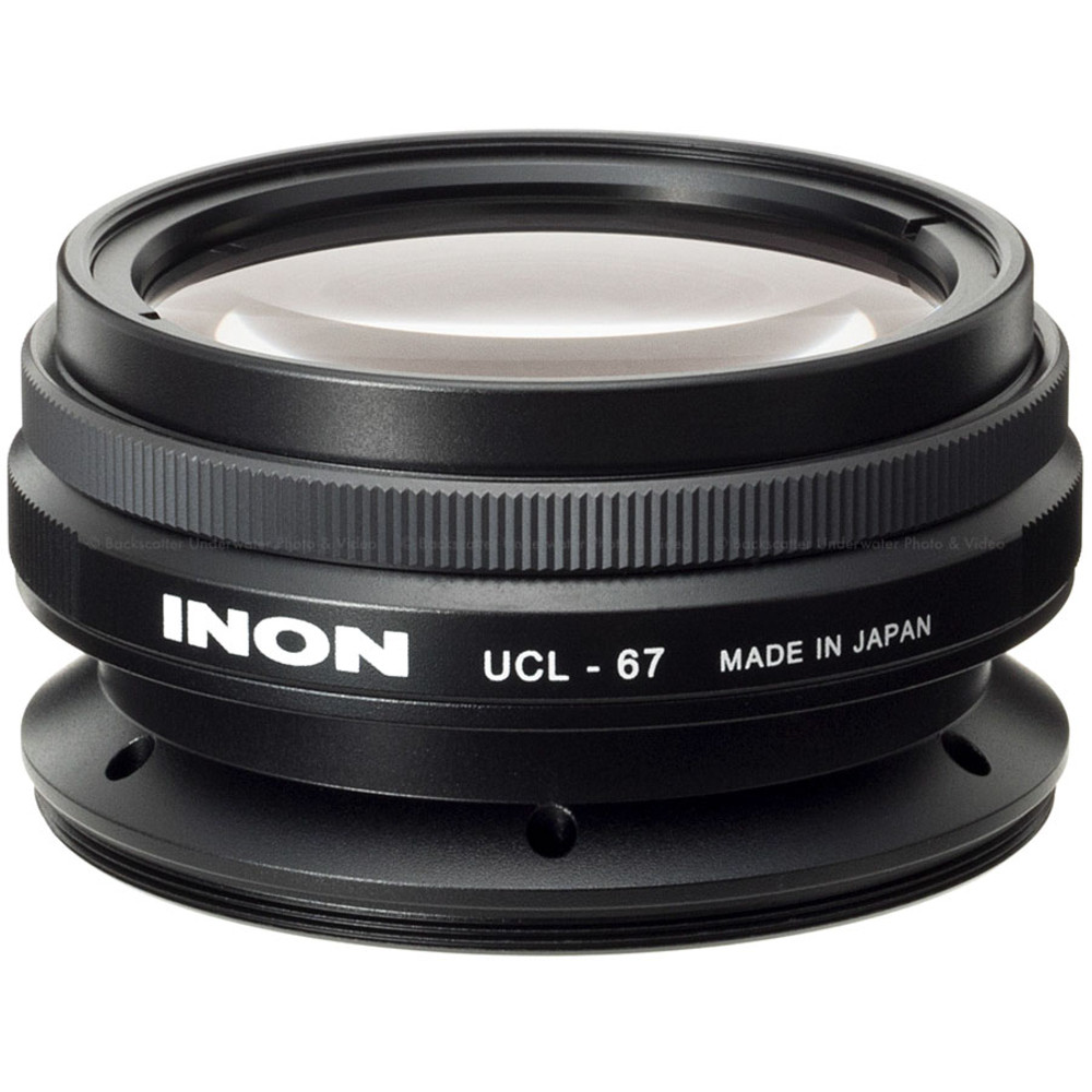 Inon UCL-67 M67 Underwater Close-up Macro Lens