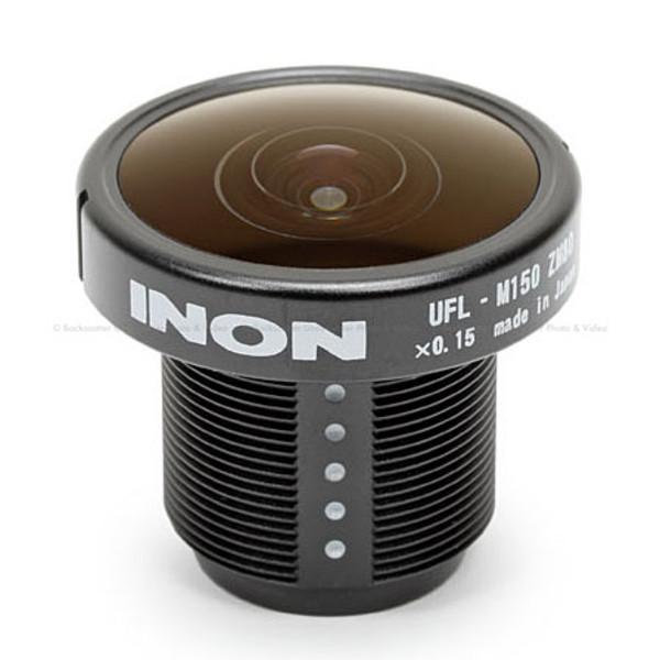 Inon Underwater Micro Semi-Fisheye Relay Lens For Compact Cameras
