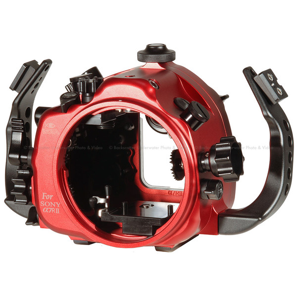 Isotta Alpha 7RII Underwater Housing for Sony a7 II, a7R II & a7S II Cameras