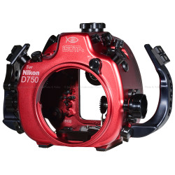 Isotta D750 Underwater Housing for Nikon D750 Camera