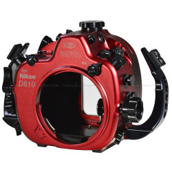 Isotta D810 Underwater Housing for Nikon D810 Camera