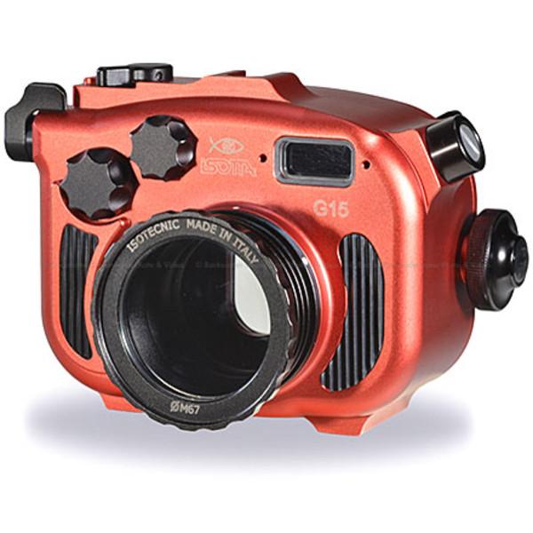 Isotta G15 Underwater Housing for Canon G15 Camera