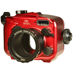 Isotta G7X Underwater Housing for Canon G7 X Camera