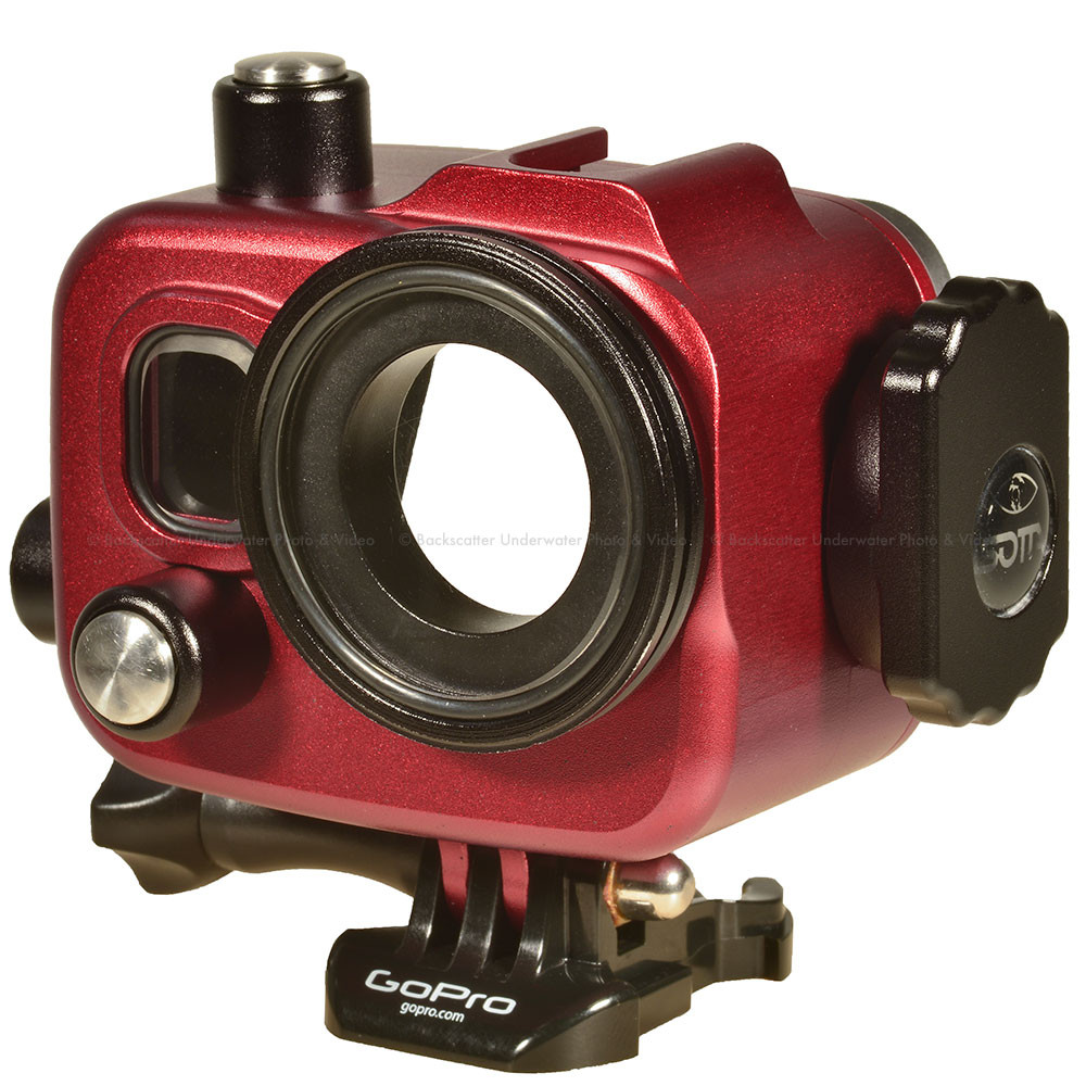 Isotta GoPro S Underwater Housing for GoPro HERO4 Silver