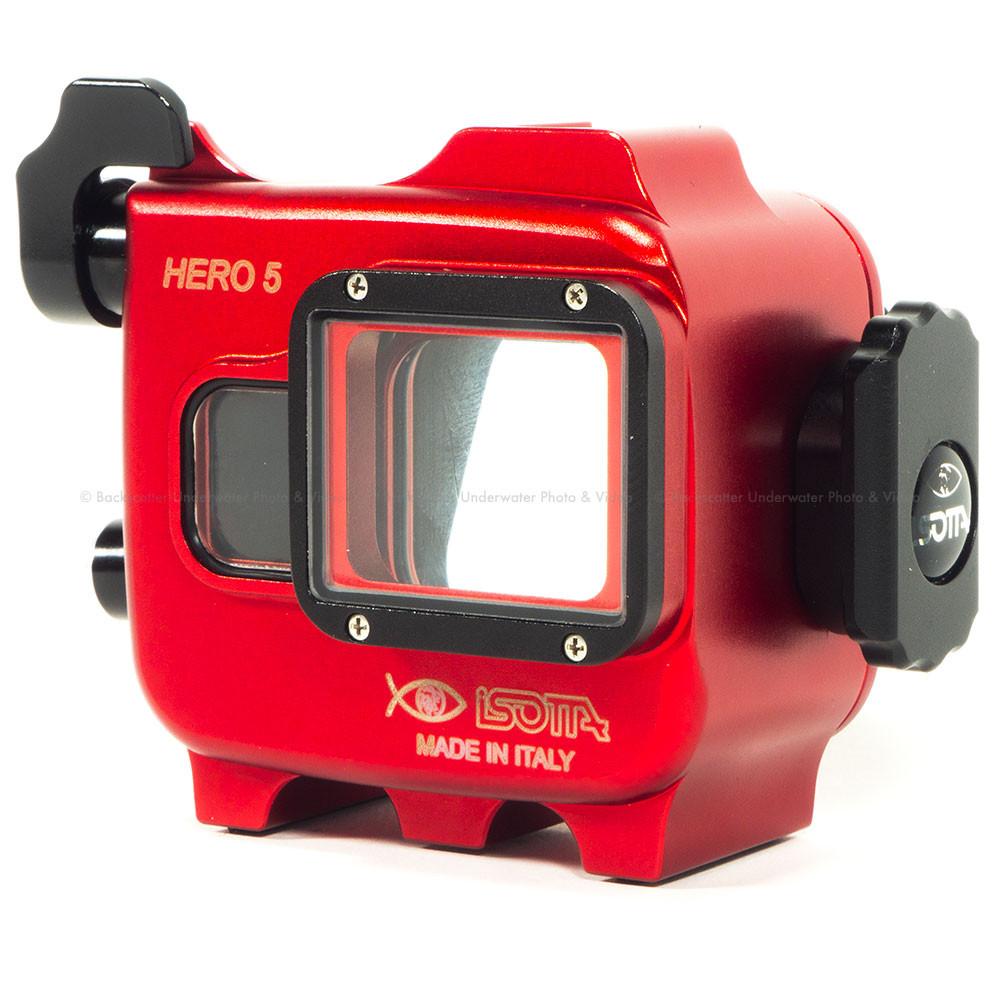Isotta GoPro 5 Underwater Housing for GoPro HERO5