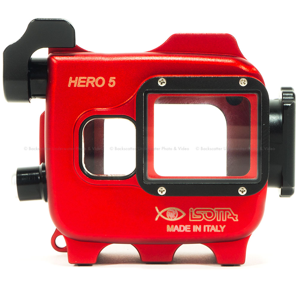 Isotta GoPro 5 Underwater Housing for GoPro HERO6