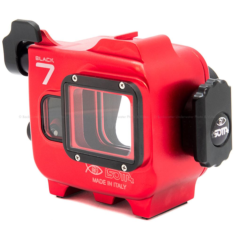 Isotta GoPro 7 Underwater Housing for GoPro HERO5, HERO6 & HERO7 Black  Cameras