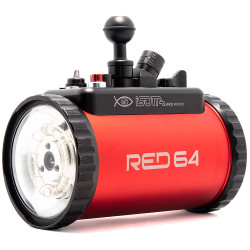 Isotta RED64 i-TTL Underwater Strobe