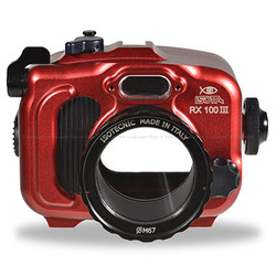 Isotta RX100III Underwater Housing for Sony RX100 Mark III Camera