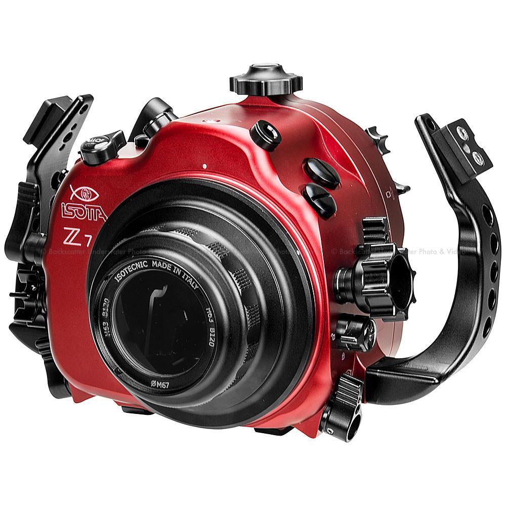 Isotta Nikon Z 7 & Z 6 Underwater Housing