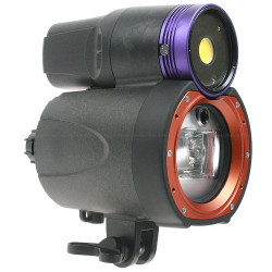 iDive Symbiosis Underwater Strobe & Video Light System