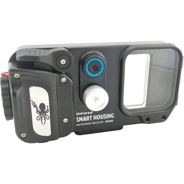 Kraken KRH05 Universal Smart Phone Underwater Housing Pro