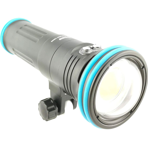 Kraken Solar Flare Mini 12,000 Lumen Underwater Video Light