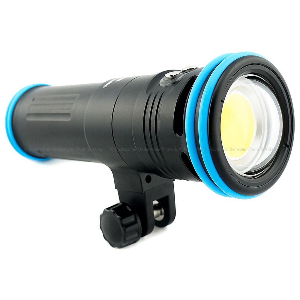 Kraken Solar Flare Mini Underwater Video Light