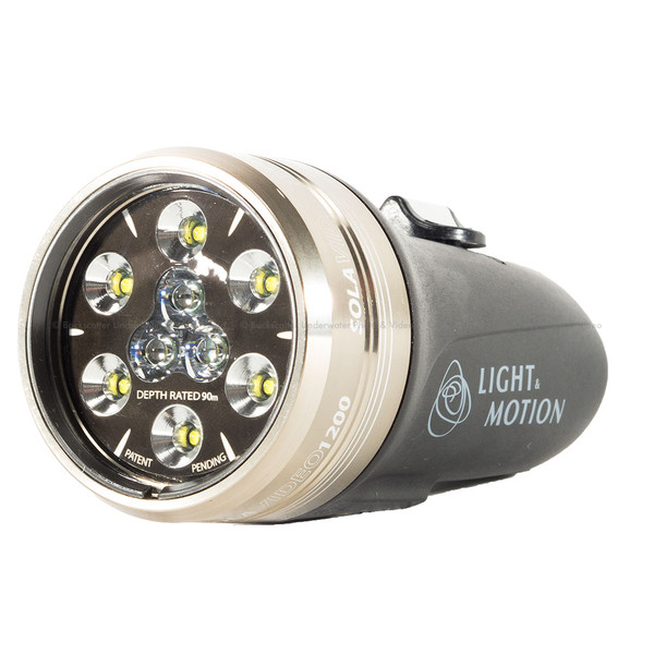 Light & Motion Sola 1200 Video Light