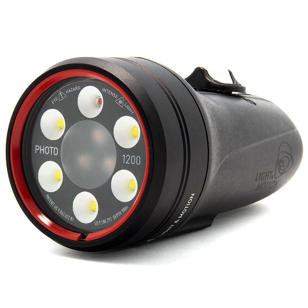 Light & Motion Sola 1200 Photo Underwater Focus & Video Light