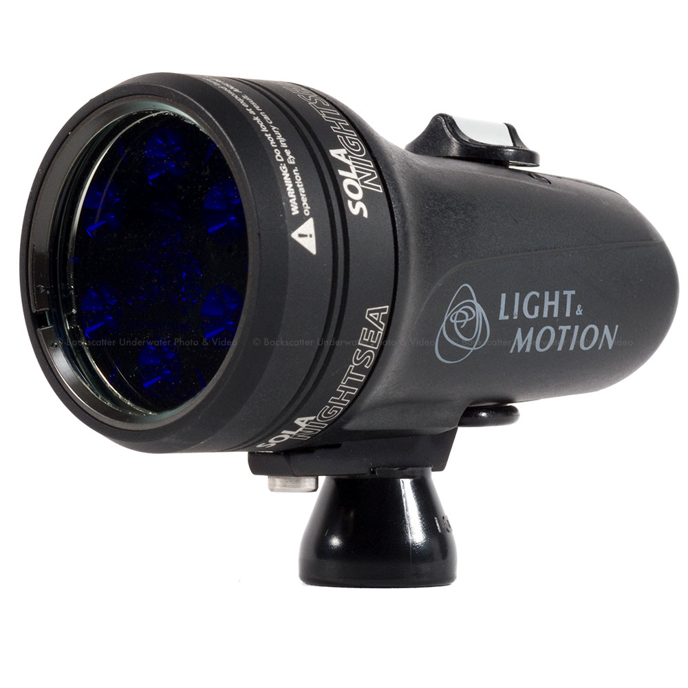 Light & Motion Sola Nightsea Blue Light (with hand strap)