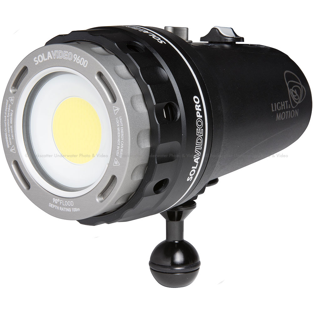 Light & Motion Sola Video Pro 9600 Flood Light
