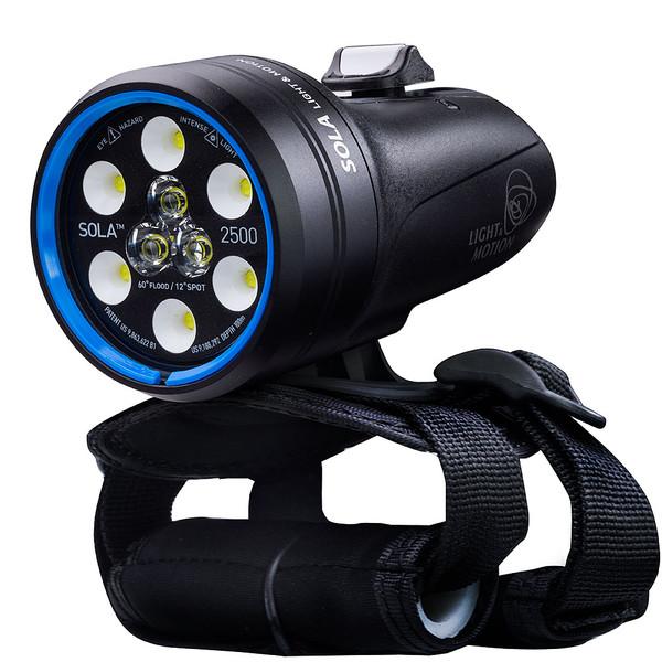 Light & Motion Sola Dive 2500 S/F Underwater Dive & Video Light