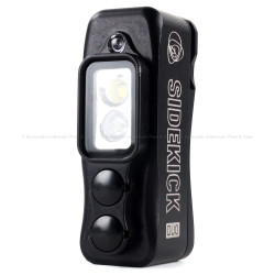 LMI Sidekick Duo 600 Wide & Spot Video Light - Black