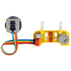UW Technics Optical & Electrical TTL Converter for Canon in Nauticam Housings