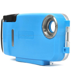Nauticam NA-IP6 Underwater Housing for iPhone 6 - Blue