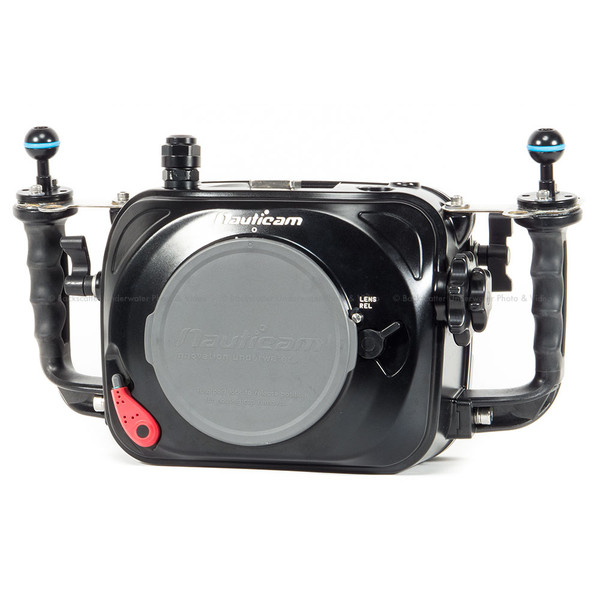 Nauticam NA-BMCC Underwater Housing for Blackmagic Cinema and Production 4K Cameras