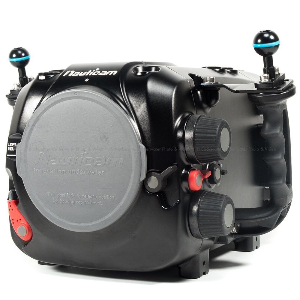 Nauticam Epic Lt Underwater Housing for Red Epic Dragon, Red Epic & Red Scarlet Cameras with SmallHD 502 Back