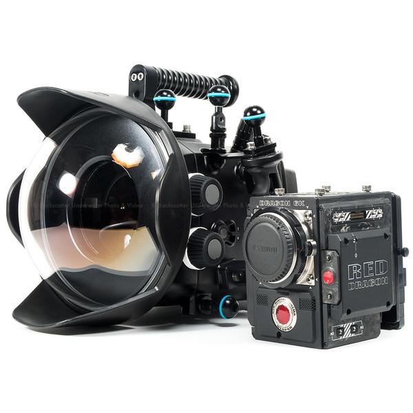 Nauticam Weapon LT Underwater Housing for Red Weapon DSMC2 Cameras ...