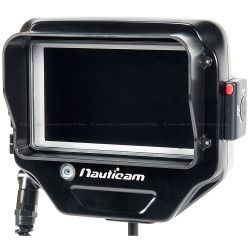 Nauticam NA-RT7 Underwater Housing for REDTOUCH 7 LCD Monitor, LEMO Monitor Connection