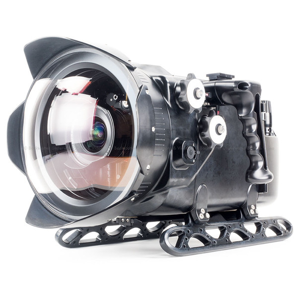 Nauticam NA-DCES Underwater N200 Housing Digital Cinema System for Red Epic, Scarlet & Dragon Cameras with PL Lens Mount Kit and 7 inch LCD