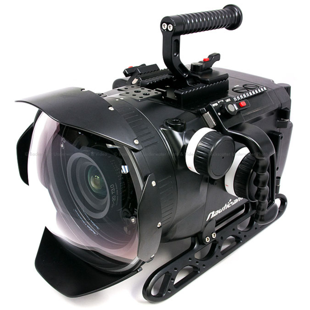 Nauticam Arri Alexa Mini Underwater N200 Housing for ARRI ALEXA Mini Cameras