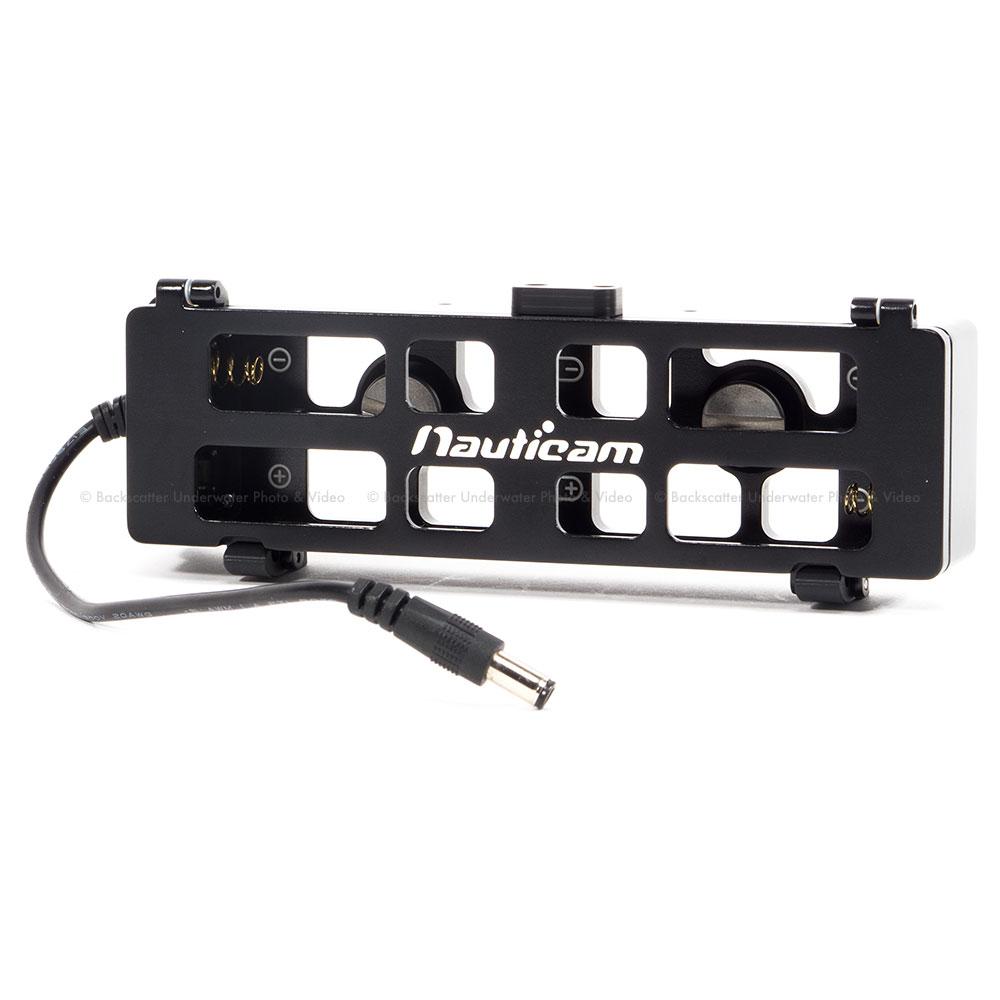 Nauticam 4X Battery Holder for NA-BMCC Housing